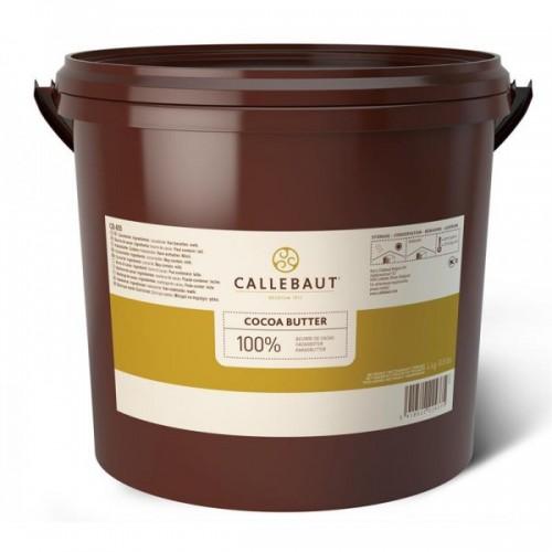 Callebaut masło kakaowe 4x 3kg