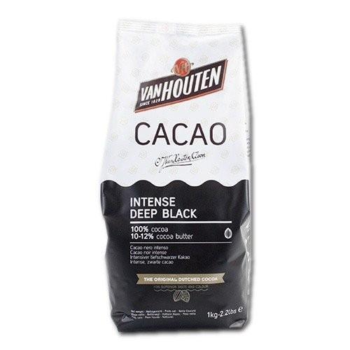 Czarne kakao Van Houten...