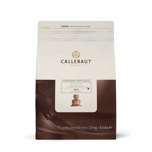 Callebaut mleczna czekolada...