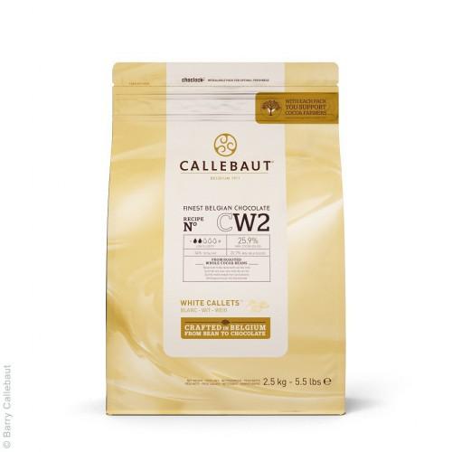 Callebaut CW2 biała...