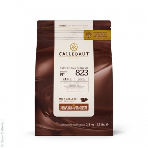 Callebaut 823NV mleczna...