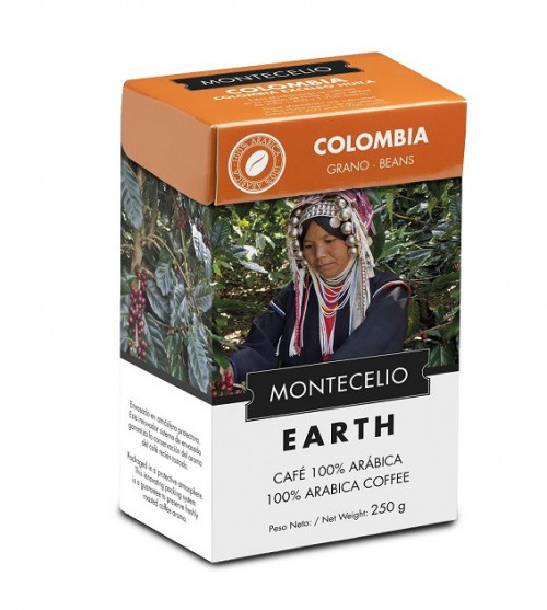 Montecelio Earth Colombia...