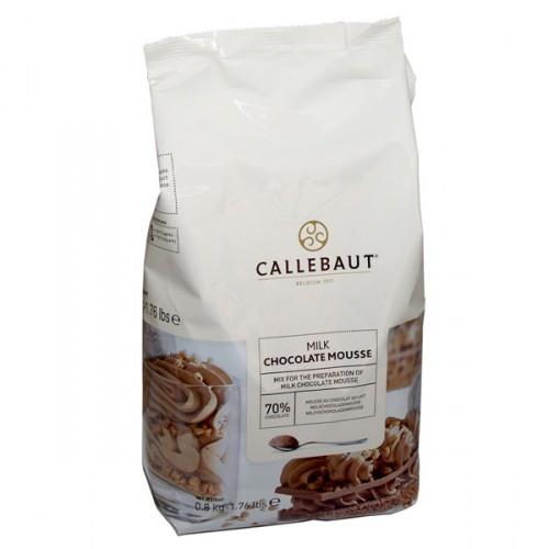 Callebaut mus mleczna...