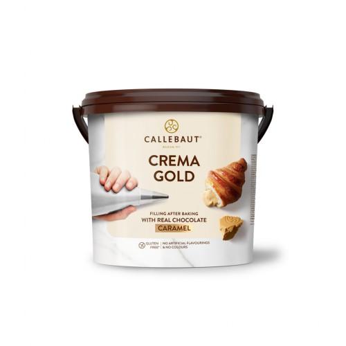 Crema Callebaut Gold 5kg...