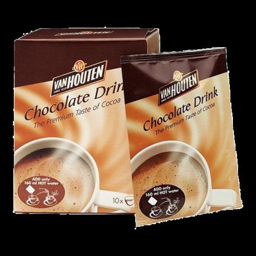 Van Houten Chocolate Drink...